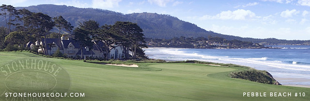 Pebble Beach #10
