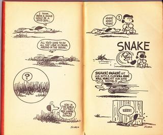 Snoopy snake3