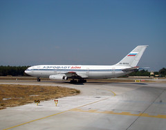 Il-86 RA-86124 Aeroflot Don