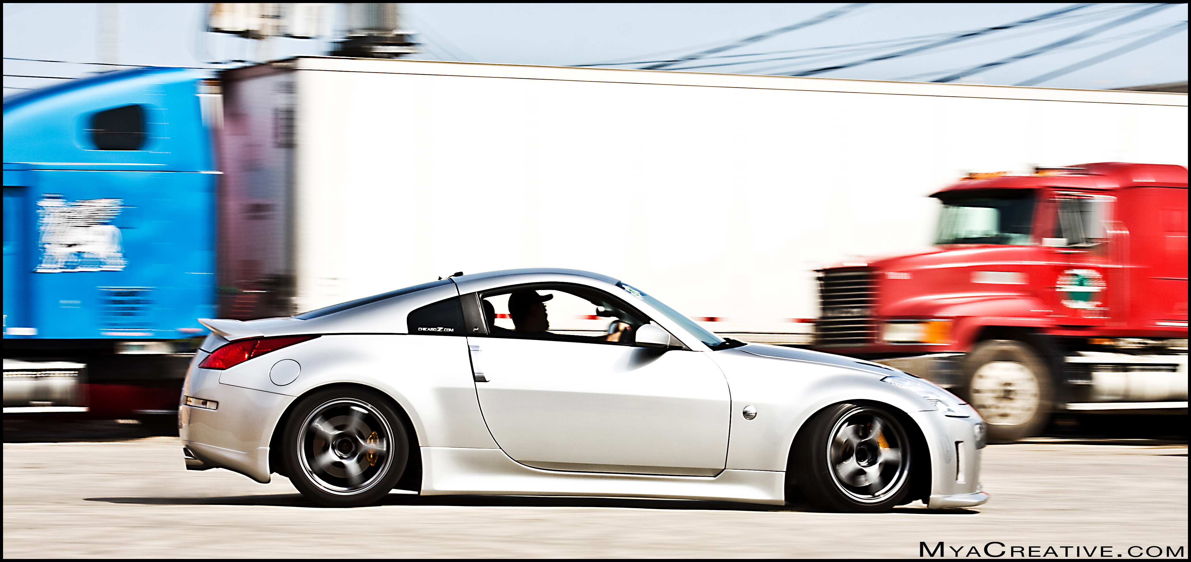 greddy twin turbo nissan 350z flickr photo sharing. Black Bedroom Furniture Sets. Home Design Ideas
