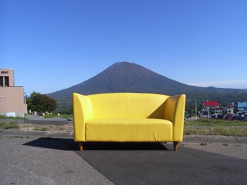 Yellow Couch + Yotei