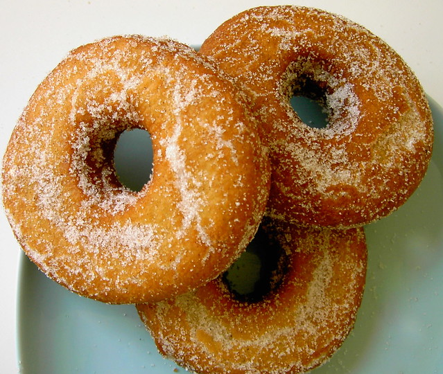 Apple Cider Doughnuts | Flickr - Photo Sharing!
