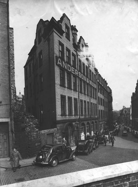 St Andrew's Street (Darn Crook)