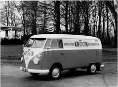XA-45-80 Volkswagen Transporter bestelwagen 1967