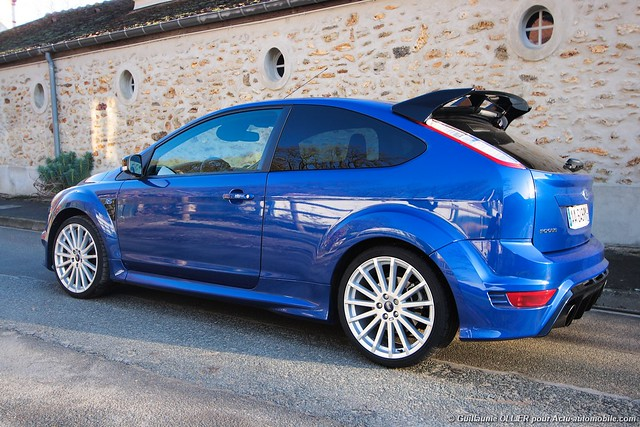 essai ford focus rs 305 ch flickr photo sharing. Black Bedroom Furniture Sets. Home Design Ideas