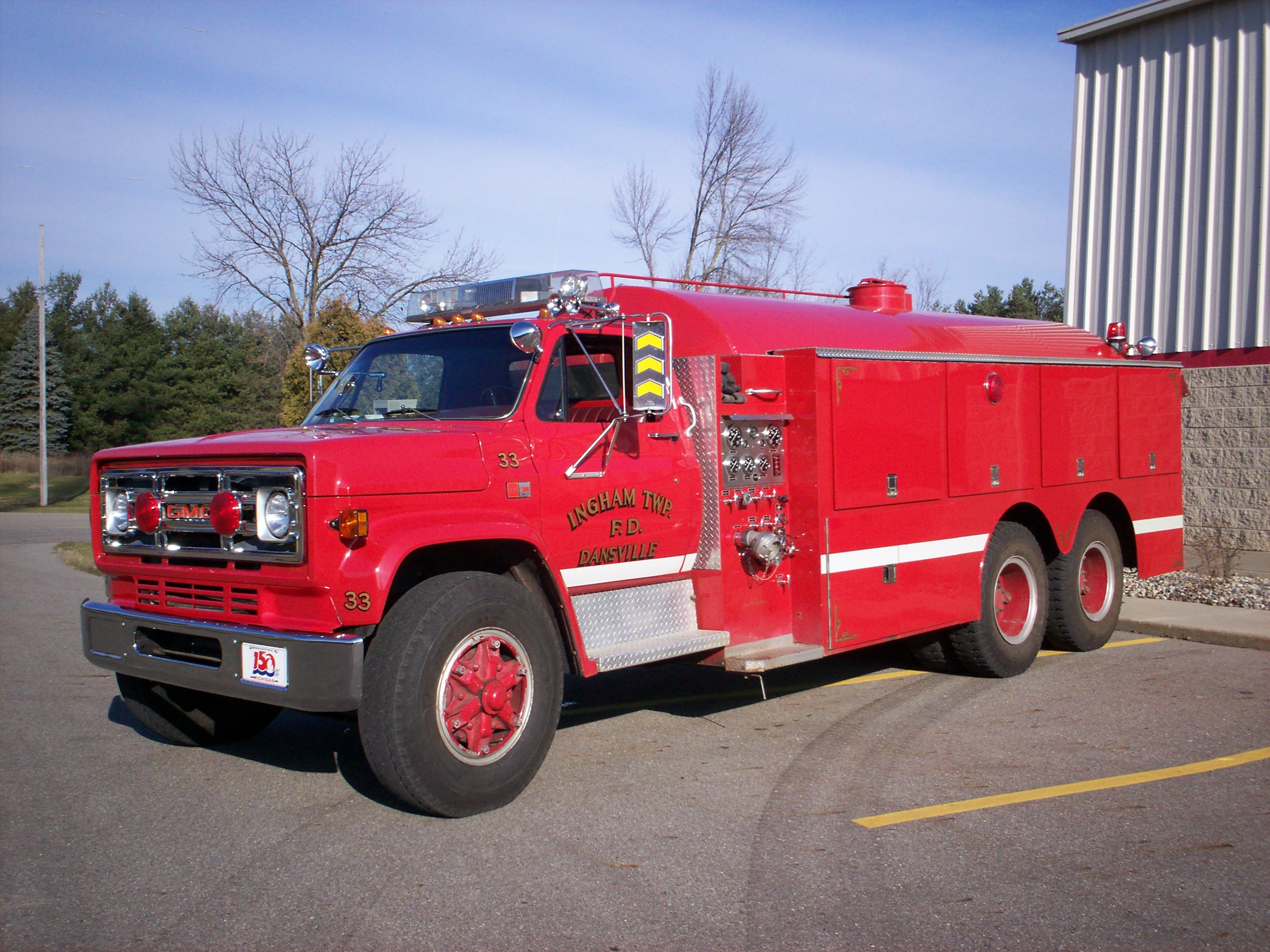 Ingham Township Fire Department | Flickr - Photo Sharing!ingham township