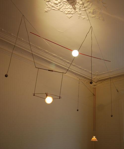ingo maurer luminaire ya ya ho a photo on flickriver. Black Bedroom Furniture Sets. Home Design Ideas