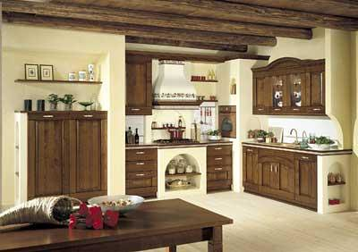 Cucine In Muratura Ad Angolo ~ Idea Creativa Della Casa e Dell ...