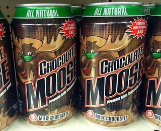 Chocolate Moose