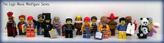 71004 The LEGO Movie Series