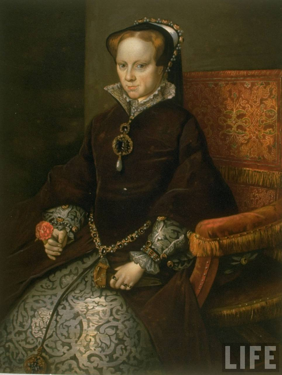 Mary I, Queen of Engla...