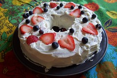 cake, buttercream, cassata, baked goods, whipped cream, frutti di bosco, produce, fruit cake, food, dish, birthday cake, cuisine, mascarpone,