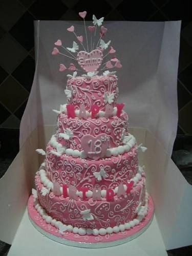3815696452 for 18th birthday cake decoration