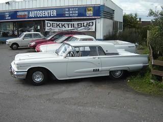 Ford Thunderbird 1958