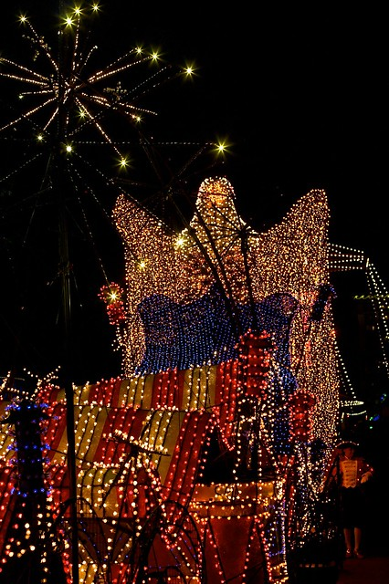 Disneyland Aug 2009 - Disney's Electrical Parade