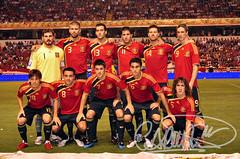España - Bélgica