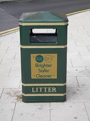 post box(0.0), letter box(0.0), waste container(1.0),
