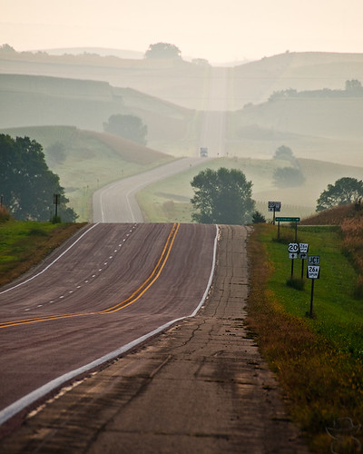 nebraska 4real foggymorning highway20 ontheroadagain interestingness49 nikond300 d3005221