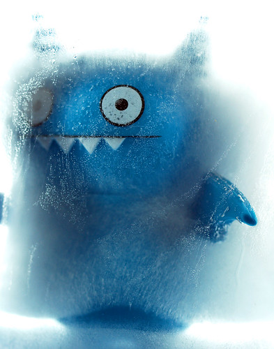 The Icebat cometh...