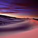 Morning in sahara by -ABLOK-