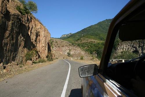 Estrada Tbilisi até Mosteiro Goshavank passando por Haghpat na Arménia