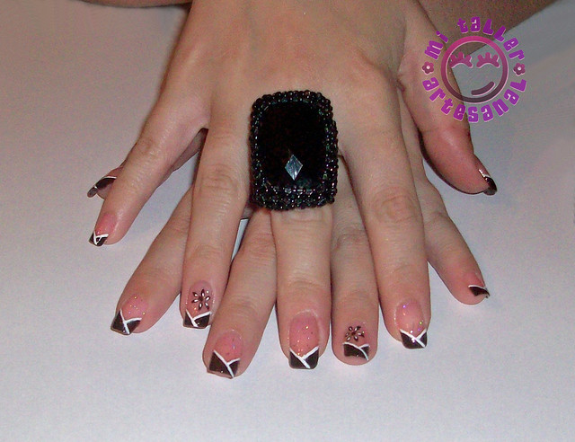 pies decorados : uñas de los pies pintadas - YouTube