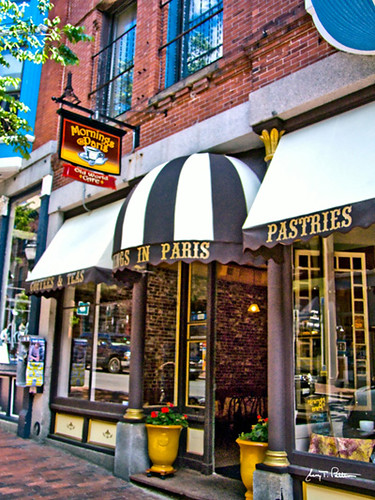Mornings In Paris Coffee Shop Portland Me Flickr Photo