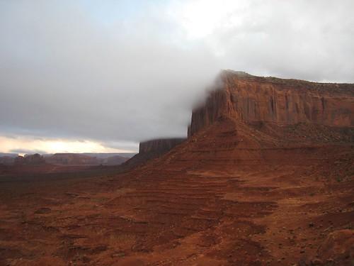 REZ, Monument Valley, Clouds, Arizona, Sout… IMG_1310
