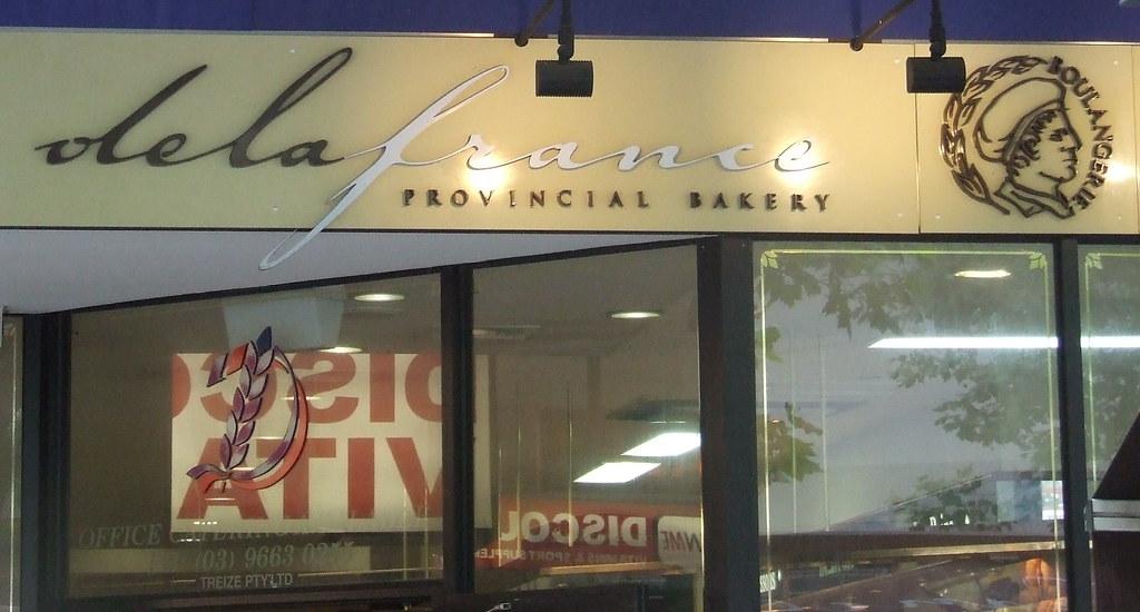Bourke street bakery, Delafrance Bakery Bourke St Melbourne Victoria Aus…