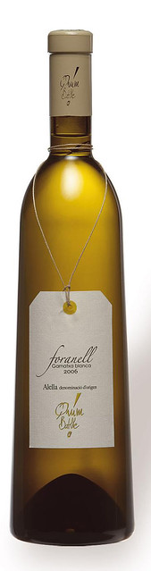 Vino blanco Foranell Garnatxa | Flickr - Photo Sharing!