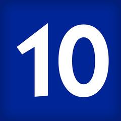 Ten Countdown This Seamless Texture Was Illu Flickr