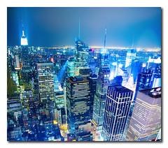 Top of the Rock - Rockefeller Center (New York)