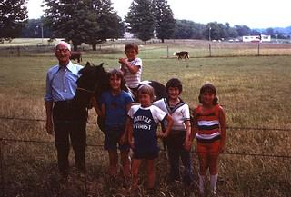 July 1978 with Grandpa