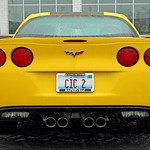 2008 Chevrolet Hertz Corvette ZHZ Special Edition (10 of 10)