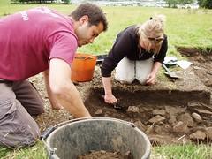 Gawthorpe Dig with York University