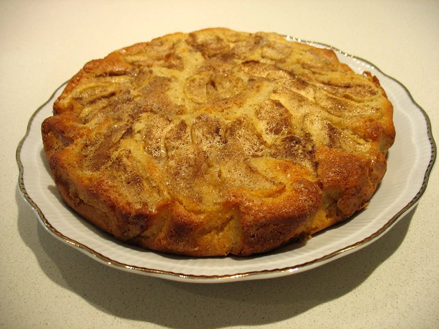 German Apple Tea Cake | Flickr - Photo Sharing!