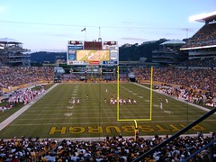 Steelers v Bills