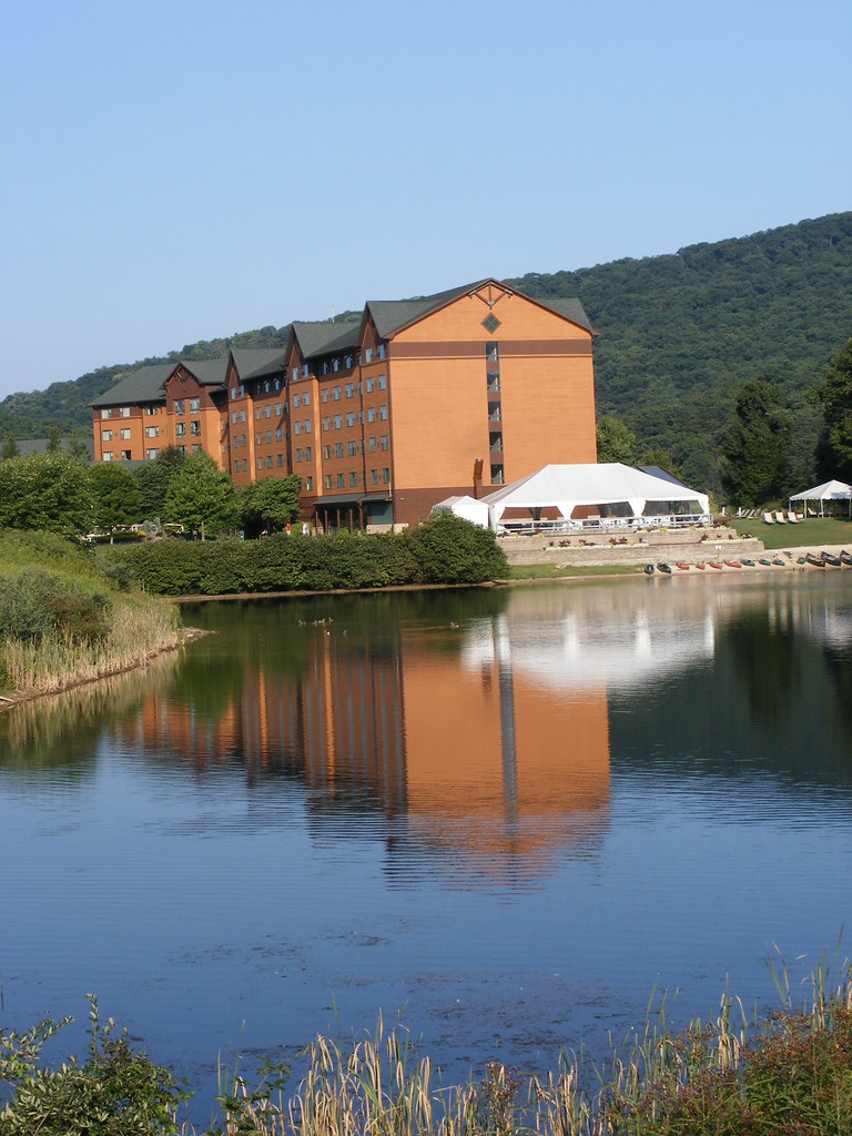 Rocky Gap Lodge and Golf Resort at Rocky Gap State Park