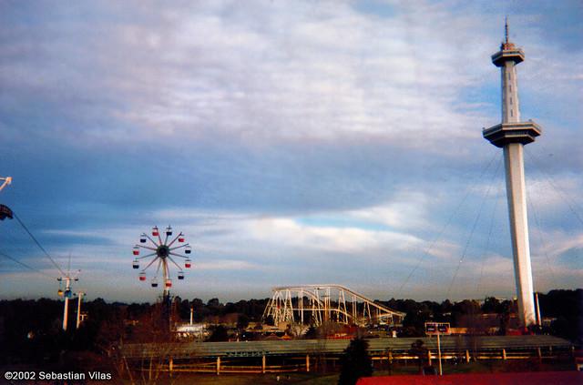 Parque de la Ciudad (Interama)