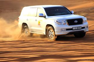 Go on a desert safari at Desert Safari Dubai  - Things to do in Sharjah