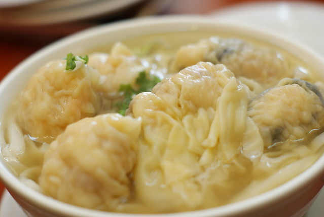 Giant wontons | Flickr - Photo Sharing!