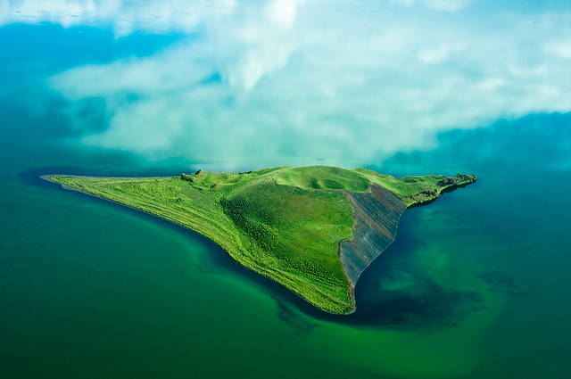Pseudocrater Isle