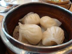 shumai(0.0), dim sum food(1.0), nikuman(1.0), mongolian food(1.0), siopao(1.0), cha siu bao(1.0), xiaolongbao(1.0), mandu(1.0), baozi(1.0), momo(1.0), food(1.0), dish(1.0), dumpling(1.0), jiaozi(1.0), khinkali(1.0), cuisine(1.0),