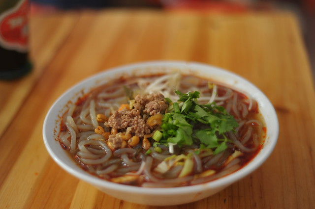 how to cook potato starch noodles