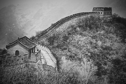 Great Wall of China, Mutianyu Section