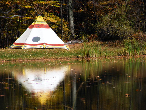 county autumn trees reflection fall water colors leaves pond md colorful maryland foliage teepee midland allegany thepatch sportmansclub javcon117 frostphotos