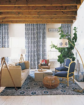 Loft familiar en manhattan decoraci n hogar ideas y for Ideas decoracion loft