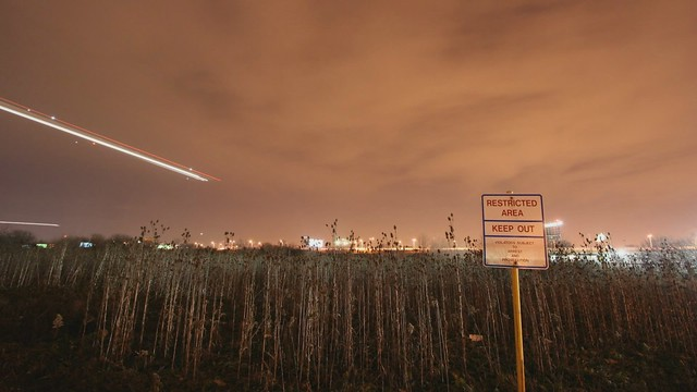 ORD runway 28 flightpath