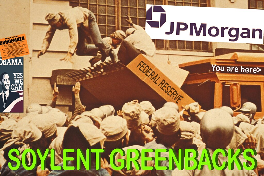 SOYLENT GREENBACKS 2