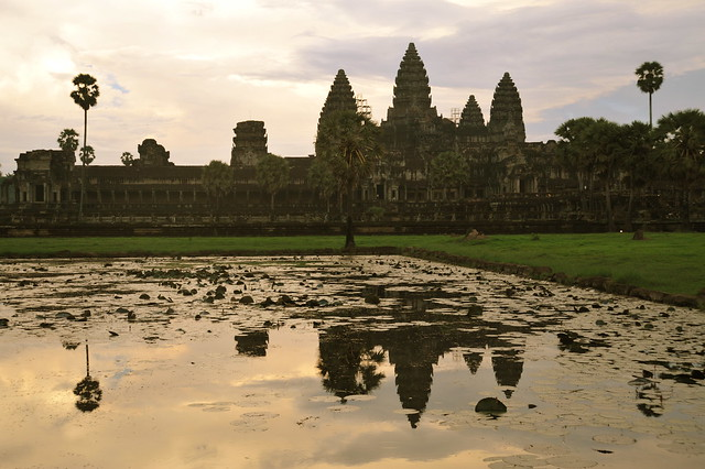 Angkor Wat by CC user 305934939 on Flickr